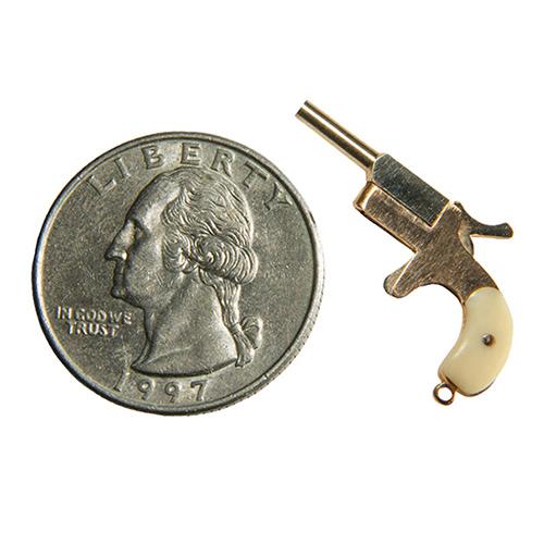 Miniature firearms that shoots