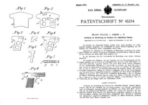 patent for Kolibry