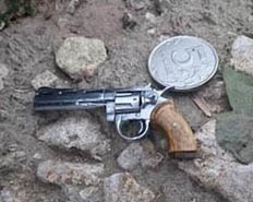 Colt, made in Russia