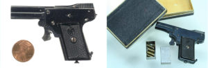 Kolibry is the most known miniature pistols