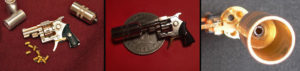 Xytos revolver - one of the smallest miniature guns that shoot