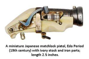 Japanese handgun