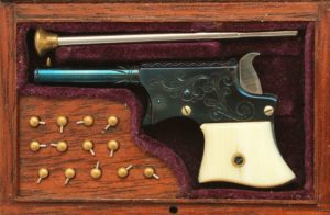 Larry Smith pinfire gun