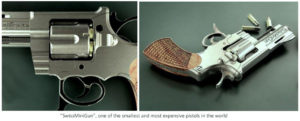 Miniature pistols for sale SwissMiniGun