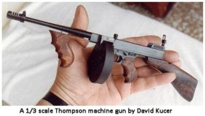 minifirearms Thompson gun mashine