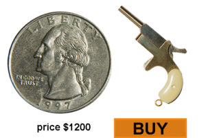 miniature guns for sale