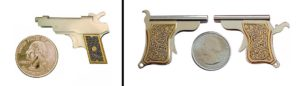 miniature arms Lillipit and Kolibri