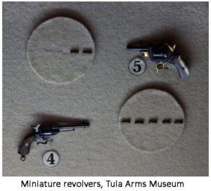 miniature real guns