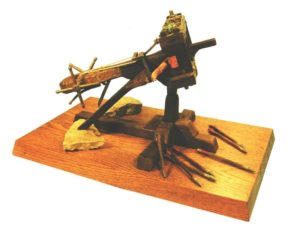 Мiniature guns that work ballista