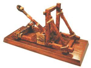 Мiniature guns that work catapult